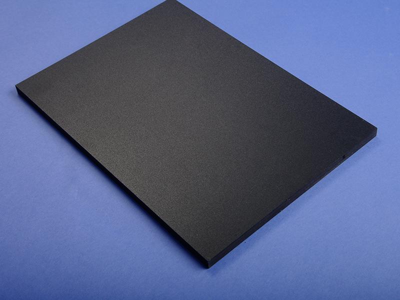 Panneau forex noir